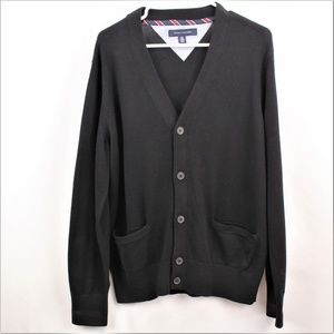 Tommy Hilfiger Signature Solid Cardigan Sweater